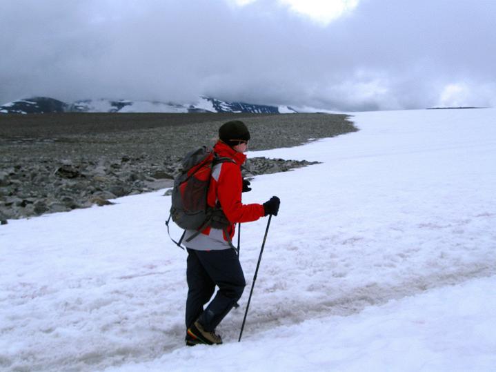 Foto: Andreas Koller / Wander Tour / Galdhopiggen (2469m) - Gletschertour auf den höchsten Berg Nordeuropas  / 07.08.2009 01:11:49
