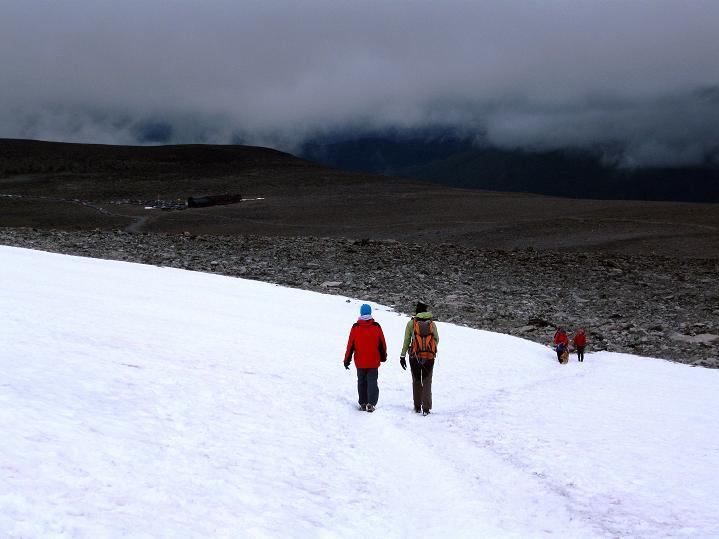 Foto: Andreas Koller / Wander Tour / Galdhopiggen (2469m) - Gletschertour auf den höchsten Berg Nordeuropas  / 07.08.2009 01:11:42