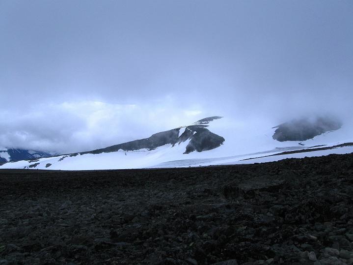 Foto: Andreas Koller / Wander Tour / Galdhopiggen (2469m) - Gletschertour auf den höchsten Berg Nordeuropas  / 07.08.2009 01:11:26