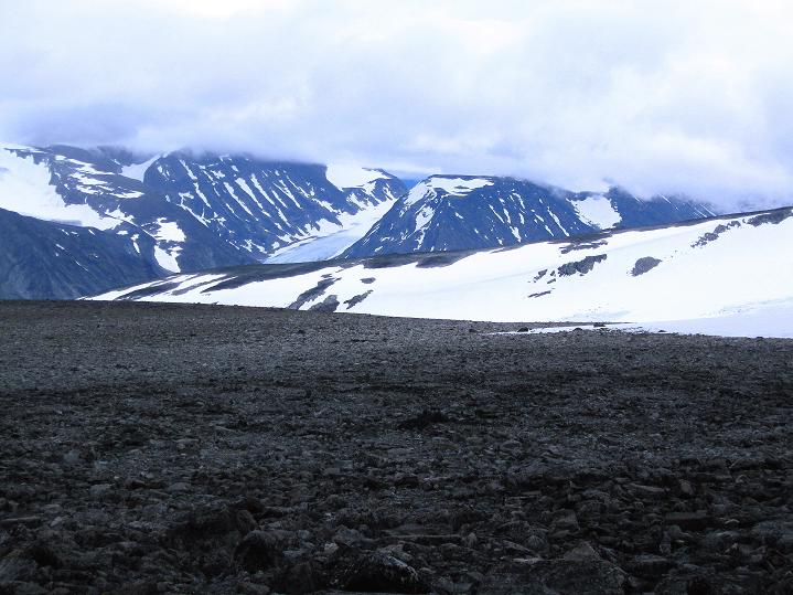 Foto: Andreas Koller / Wander Tour / Galdhopiggen (2469m) - Gletschertour auf den höchsten Berg Nordeuropas  / 07.08.2009 01:11:09