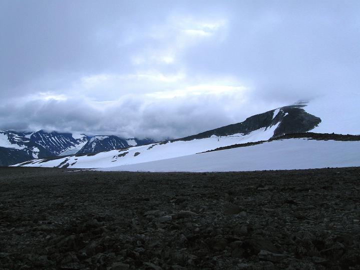 Foto: Andreas Koller / Wander Tour / Galdhopiggen (2469m) - Gletschertour auf den höchsten Berg Nordeuropas  / 07.08.2009 01:10:59