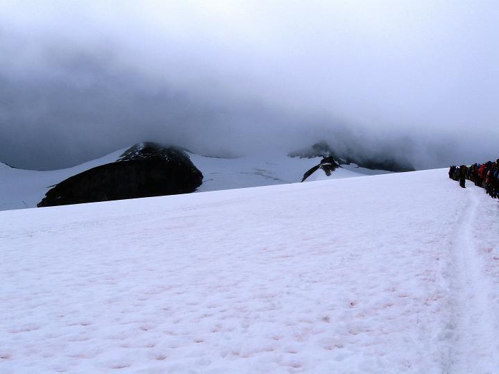 Foto: Andreas Koller / Wander Tour / Galdhopiggen (2469m) - Gletschertour auf den höchsten Berg Nordeuropas  / 07.08.2009 01:09:46