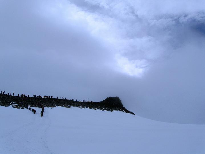 Foto: Andreas Koller / Wander Tour / Galdhopiggen (2469m) - Gletschertour auf den höchsten Berg Nordeuropas  / 07.08.2009 01:08:56