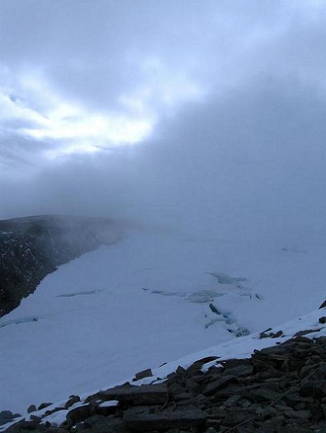 Foto: Andreas Koller / Wander Tour / Galdhopiggen (2469m) - Gletschertour auf den höchsten Berg Nordeuropas  / 07.08.2009 01:08:11