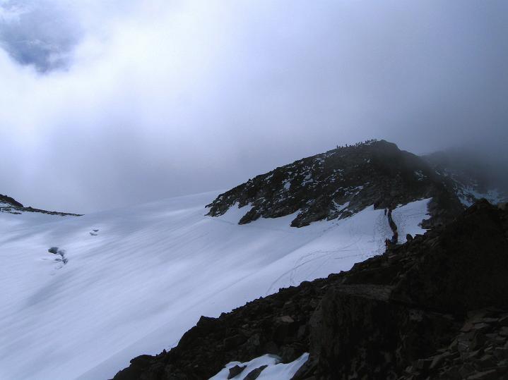 Foto: Andreas Koller / Wander Tour / Galdhopiggen (2469m) - Gletschertour auf den höchsten Berg Nordeuropas  / 07.08.2009 01:05:54