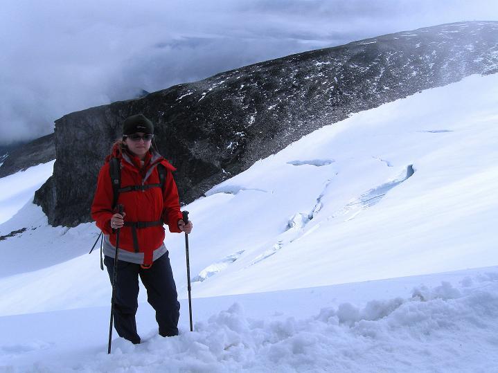 Foto: Andreas Koller / Wander Tour / Galdhopiggen (2469m) - Gletschertour auf den höchsten Berg Nordeuropas  / 07.08.2009 01:05:24