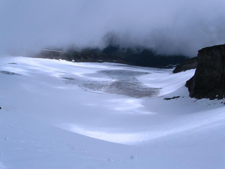 Foto: Andreas Koller / Wander Tour / Galdhopiggen (2469m) - Gletschertour auf den höchsten Berg Nordeuropas  / 07.08.2009 01:05:14