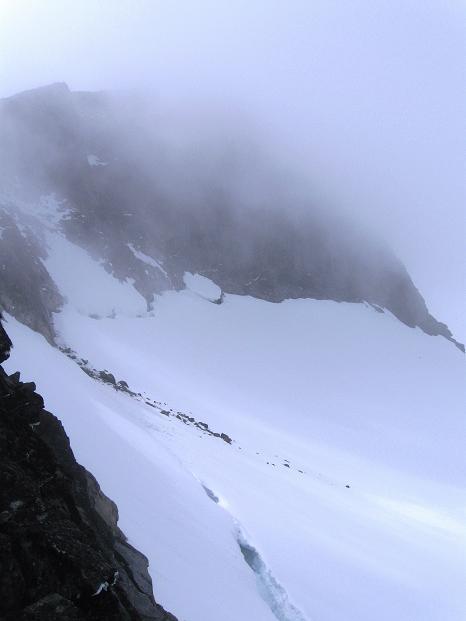 Foto: Andreas Koller / Wander Tour / Galdhopiggen (2469m) - Gletschertour auf den höchsten Berg Nordeuropas  / Galdhopiggen / 07.08.2009 01:04:53