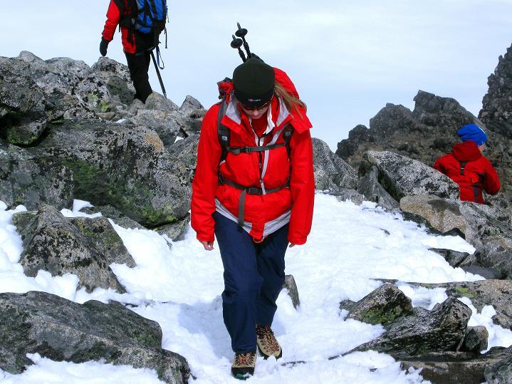 Foto: Andreas Koller / Wander Tour / Galdhopiggen (2469m) - Gletschertour auf den höchsten Berg Nordeuropas  / 07.08.2009 01:03:47