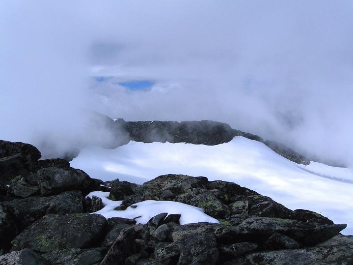Foto: Andreas Koller / Wander Tour / Galdhopiggen (2469m) - Gletschertour auf den höchsten Berg Nordeuropas  / 07.08.2009 01:03:37