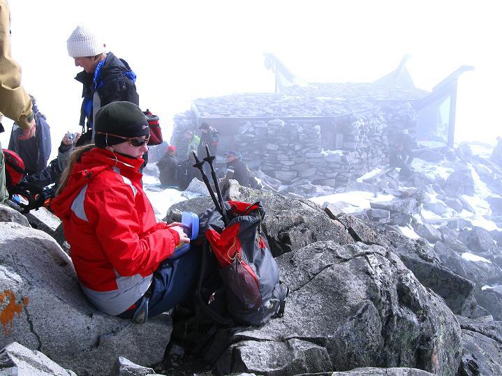 Foto: Andreas Koller / Wander Tour / Galdhopiggen (2469m) - Gletschertour auf den höchsten Berg Nordeuropas  / 07.08.2009 01:00:27