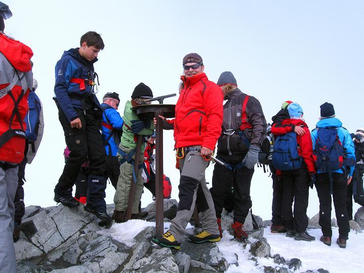 Foto: Andreas Koller / Wander Tour / Galdhopiggen (2469m) - Gletschertour auf den höchsten Berg Nordeuropas  / 07.08.2009 00:59:56