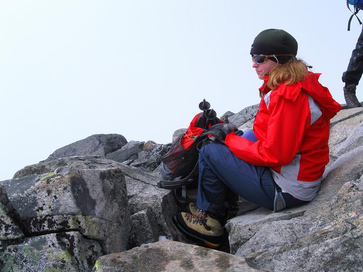 Foto: Andreas Koller / Wander Tour / Galdhopiggen (2469m) - Gletschertour auf den höchsten Berg Nordeuropas  / 07.08.2009 00:59:43