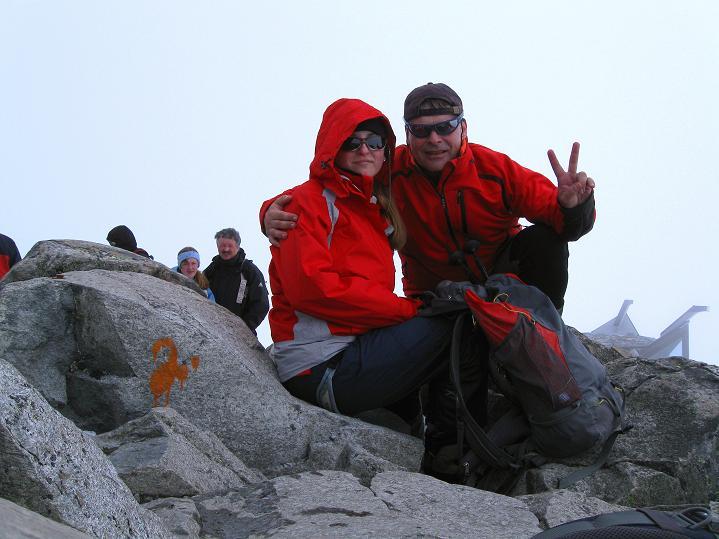 Foto: Andreas Koller / Wander Tour / Galdhopiggen (2469m) - Gletschertour auf den höchsten Berg Nordeuropas  / 07.08.2009 00:59:36