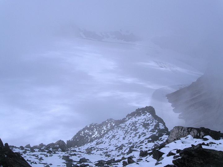 Foto: Andreas Koller / Wander Tour / Galdhopiggen (2469m) - Gletschertour auf den höchsten Berg Nordeuropas  / 07.08.2009 00:59:28