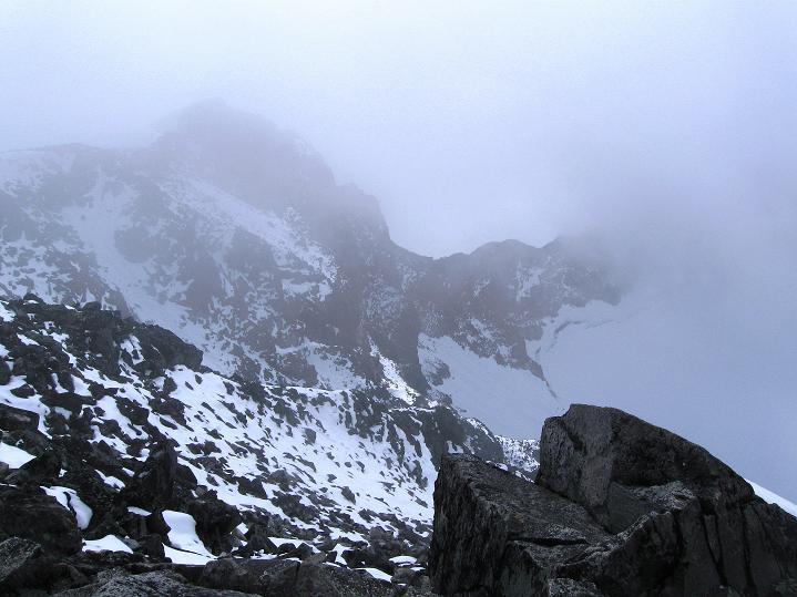 Foto: Andreas Koller / Wander Tour / Galdhopiggen (2469m) - Gletschertour auf den höchsten Berg Nordeuropas  / 07.08.2009 00:59:17