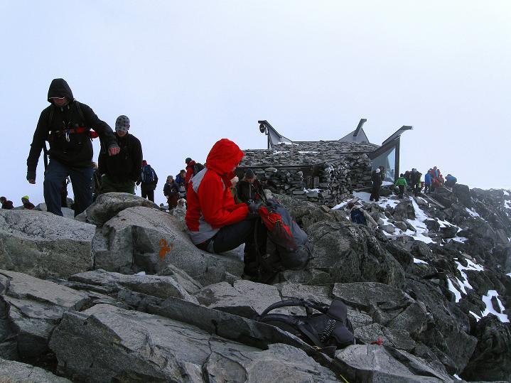 Foto: Andreas Koller / Wander Tour / Galdhopiggen (2469m) - Gletschertour auf den höchsten Berg Nordeuropas  / 07.08.2009 00:59:09