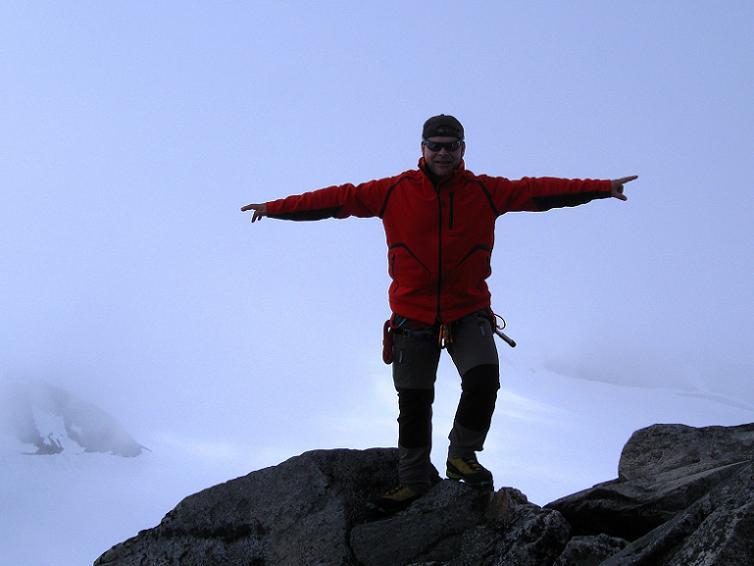 Foto: Andreas Koller / Wander Tour / Galdhopiggen (2469m) - Gletschertour auf den höchsten Berg Nordeuropas  / 07.08.2009 00:58:55