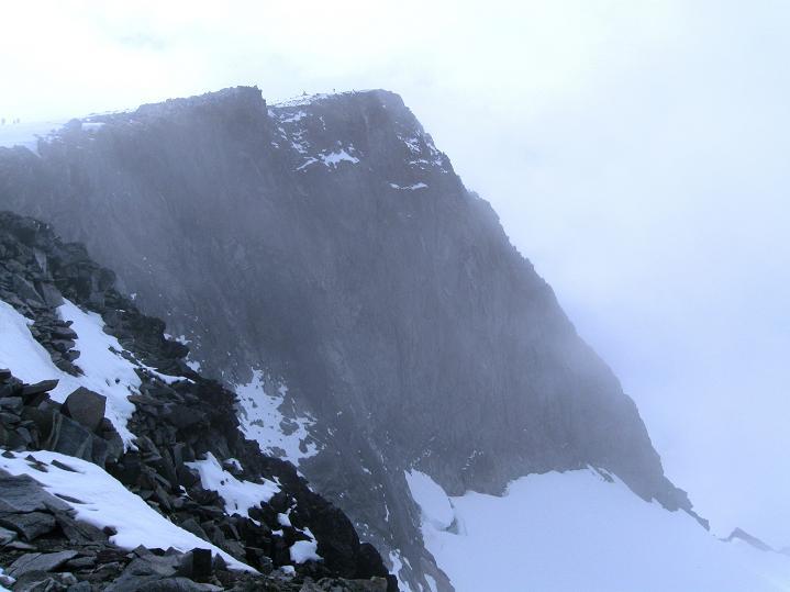 Foto: Andreas Koller / Wander Tour / Galdhopiggen (2469m) - Gletschertour auf den höchsten Berg Nordeuropas  / Galdhopiggen / 07.08.2009 00:55:48