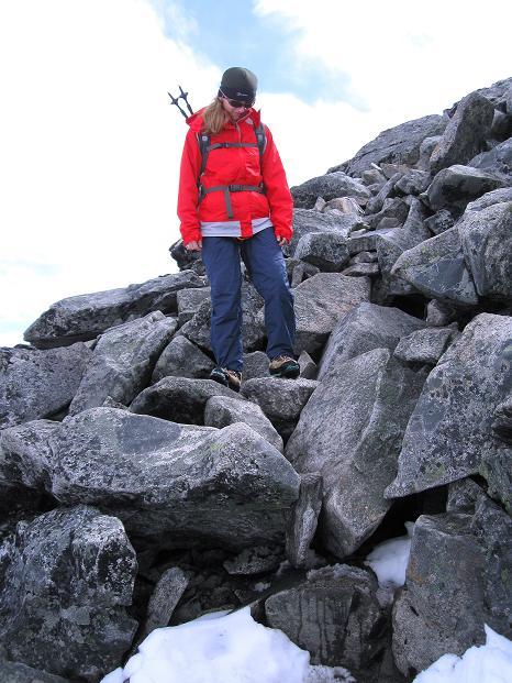 Foto: Andreas Koller / Wander Tour / Galdhopiggen (2469m) - Gletschertour auf den höchsten Berg Nordeuropas  / 07.08.2009 00:54:32