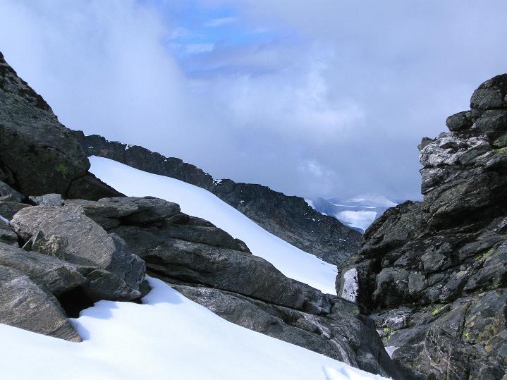 Foto: Andreas Koller / Wander Tour / Galdhopiggen (2469m) - Gletschertour auf den höchsten Berg Nordeuropas  / 07.08.2009 00:53:56