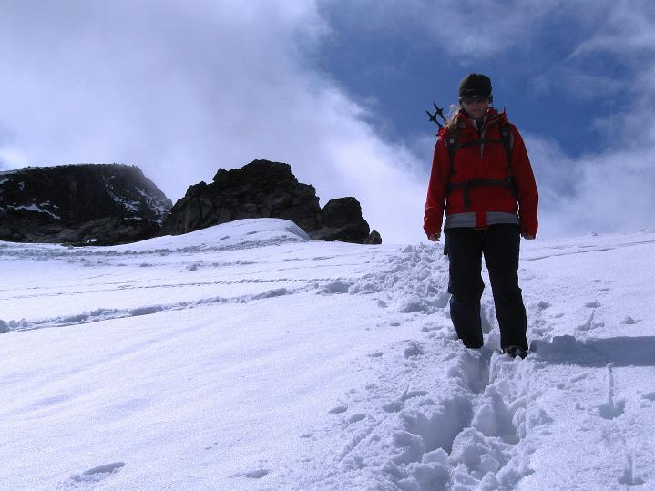 Foto: Andreas Koller / Wander Tour / Galdhopiggen (2469m) - Gletschertour auf den höchsten Berg Nordeuropas  / 07.08.2009 00:53:38