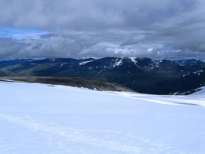 Foto: Andreas Koller / Wander Tour / Galdhopiggen (2469m) - Gletschertour auf den höchsten Berg Nordeuropas  / 07.08.2009 00:51:38