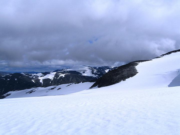 Foto: Andreas Koller / Wander Tour / Galdhopiggen (2469m) - Gletschertour auf den höchsten Berg Nordeuropas  / 07.08.2009 00:51:19