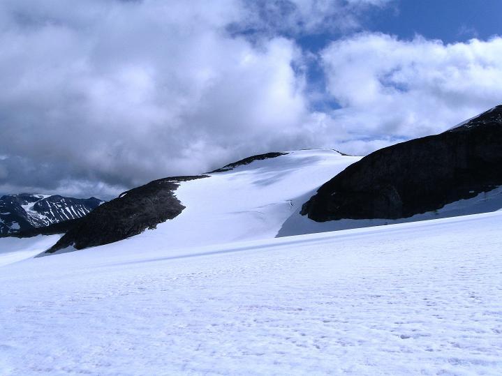 Foto: Andreas Koller / Wander Tour / Galdhopiggen (2469m) - Gletschertour auf den höchsten Berg Nordeuropas  / 07.08.2009 00:50:47