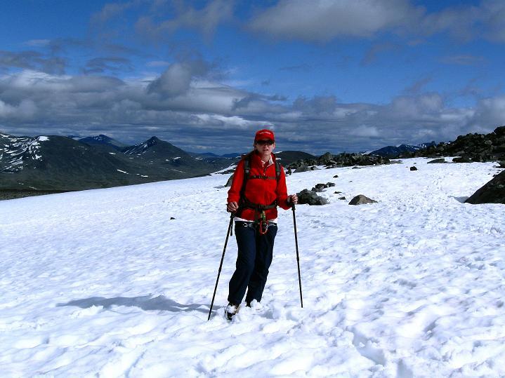 Foto: Andreas Koller / Wander Tour / Galdhopiggen (2469m) - Gletschertour auf den höchsten Berg Nordeuropas  / 07.08.2009 00:48:32