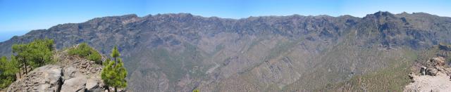 Foto: elipes / Wander Tour / Pico Bejenado / Panorama Pico Bejenado / 04.08.2009 12:22:46