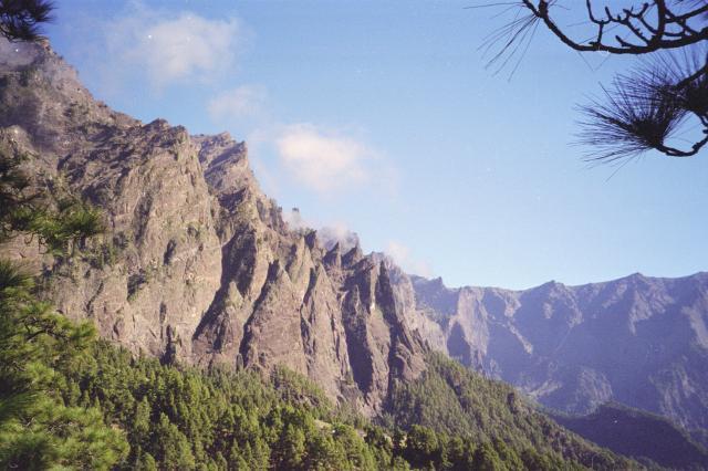 Foto: elipes / Wander Tour / Von Los Brecitos durch die Caldera / Blick von Los Brecitos / 11.08.2009 08:47:35