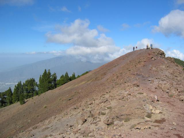 Foto: elipes / Wander Tour / Vulkanroute / Abstieg von der Deseada / 04.08.2009 16:38:34