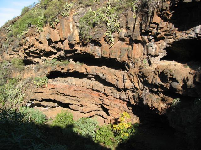 Foto: elipes / Wander Tour / Von Las Tricias zu den Buracas-Höhlen / Buracas-Höhlen / 04.08.2009 21:49:57