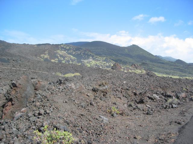Foto: elipes / Wander Tour / Von Fuencaliente zum Vulkan Teneguia / Volcan Tenequia / 11.08.2009 09:31:42