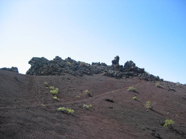 Foto: elipes / Wander Tour / Von Fuencaliente zum Vulkan Teneguia / Beim Vulkan San Martino / 04.08.2009 19:18:14