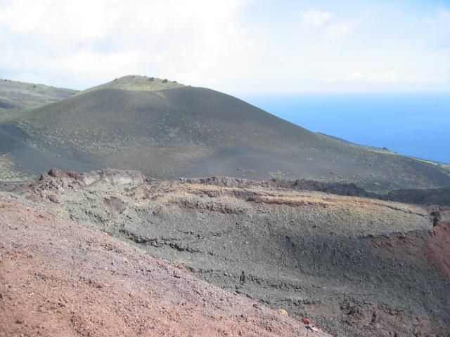 Foto: elipes / Wander Tour / Von Fuencaliente zum Vulkan Teneguia / Vulkan San Martin / 04.08.2009 19:18:31
