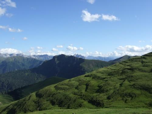 Foto: hofsab / Mountainbike Tour / Rund um den Langkofel über Col Rodela (2484 m) / Panoramatrail! / 27.08.2009 21:32:53