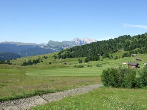 Foto: hofsab / Mountainbike Tour / Rund um den Langkofel über Col Rodela (2484 m) / 27.08.2009 21:35:59