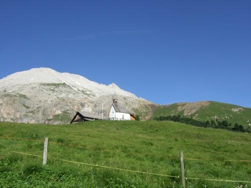 Foto: hofsab / Mountainbike Tour / Rund um den Langkofel über Col Rodela (2484 m) / die Zallinger Hütte / 27.08.2009 21:36:41