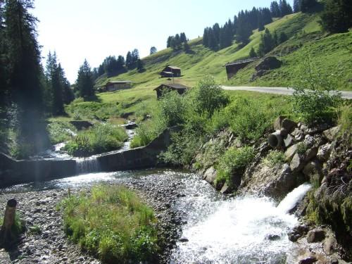 Foto: hofsab / Mountainbike Tour / Rund um den Langkofel über Col Rodela (2484 m) / Abfahrtsvariante Lendertal / 27.08.2009 21:38:22