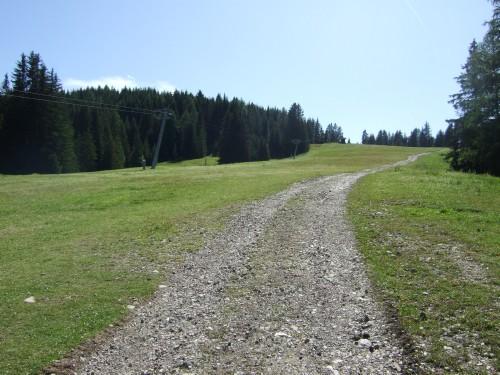 Foto: hofsab / Mountainbike Tour / Rund um den Langkofel über Col Rodela (2484 m) / 27.08.2009 21:39:21