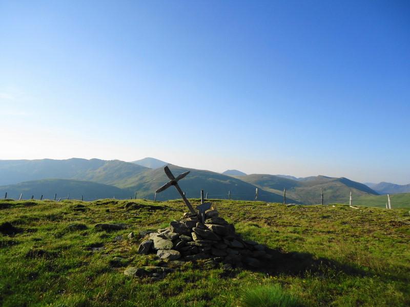 Foto: Günter Siegl / Wander Tour / Mühlhauserhöhe (2216m) / Gipfel Mühlhauserhöhe! / 15.07.2017 15:41:08