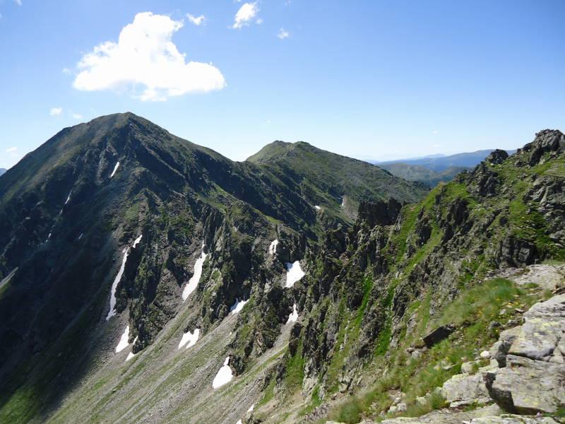 Foto: Günter Siegl / Wander Tour / Über den Gefrorenen See zum Dreistecken-Grat (2449 m) / 04.08.2013 13:09:47