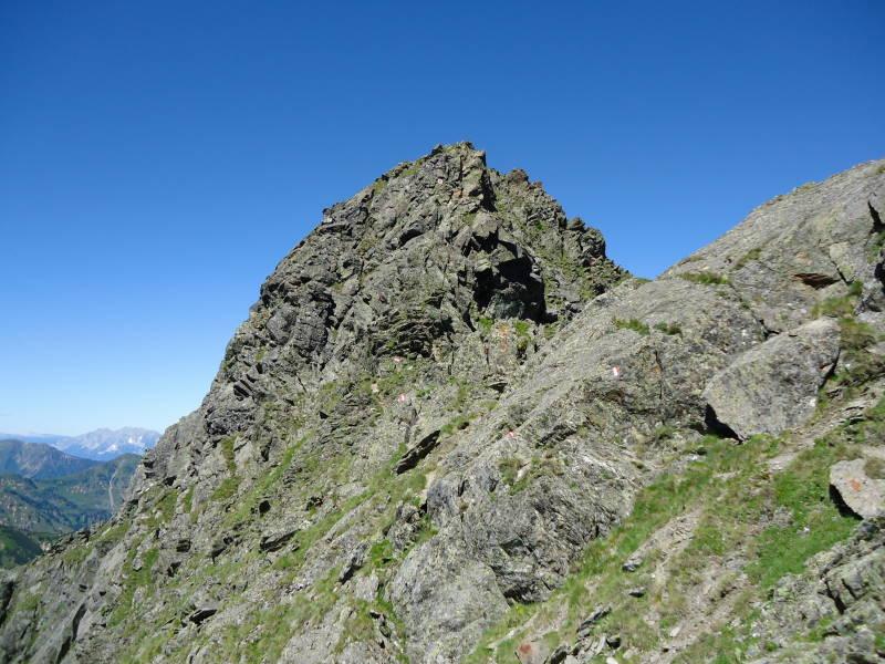 Foto: Günter Siegl / Wander Tour / Über den Gefrorenen See zum Dreistecken-Grat (2449 m) / 04.08.2013 13:11:31