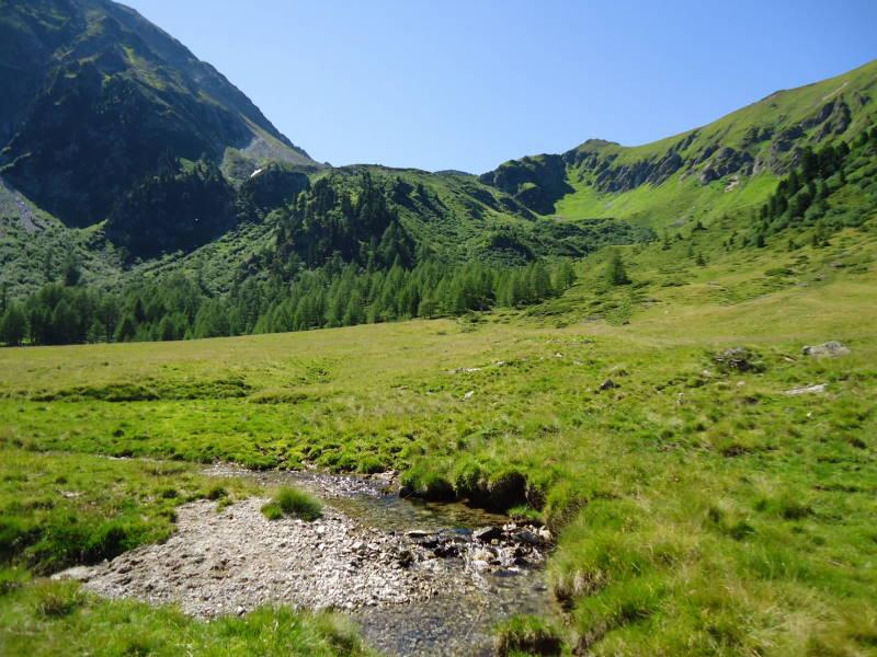 Foto: Günter Siegl / Wander Tour / Über den Gefrorenen See zum Dreistecken-Grat (2449 m) / 04.08.2013 13:08:09
