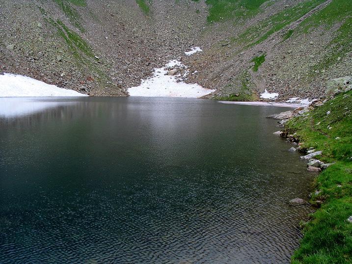Foto: Andreas Koller / Wander Tour / Über den Gefrorenen See zum Dreistecken-Grat (2449 m) / 07.08.2009 16:51:34