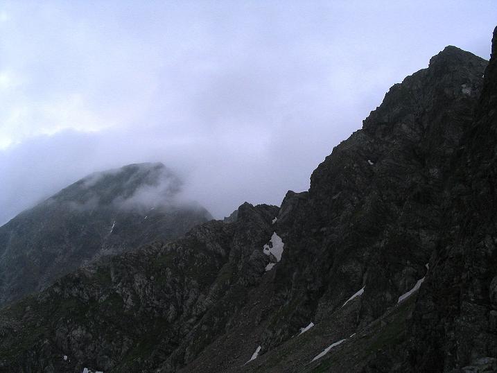 Foto: Andreas Koller / Wander Tour / Über den Gefrorenen See zum Dreistecken-Grat (2449 m) / 07.08.2009 16:49:16