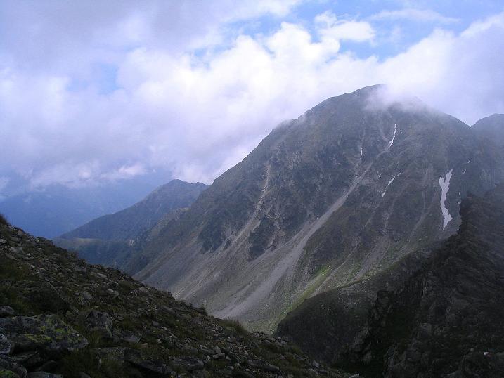 Foto: Andreas Koller / Wander Tour / Über den Gefrorenen See zum Dreistecken-Grat (2449 m) / 07.08.2009 16:45:58