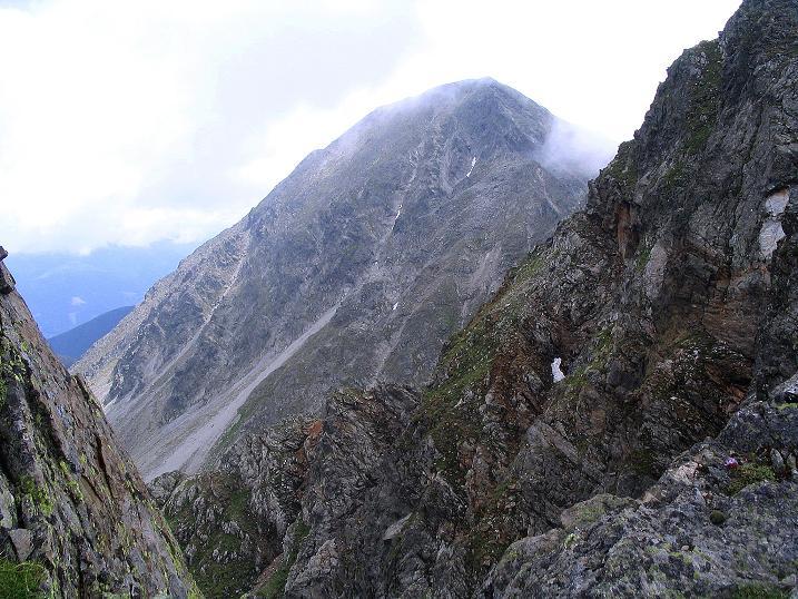 Foto: Andreas Koller / Wander Tour / Über den Gefrorenen See zum Dreistecken-Grat (2449 m) / 07.08.2009 16:43:57